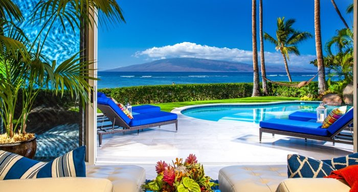 Opal Seas Vacation Home in Lahaina