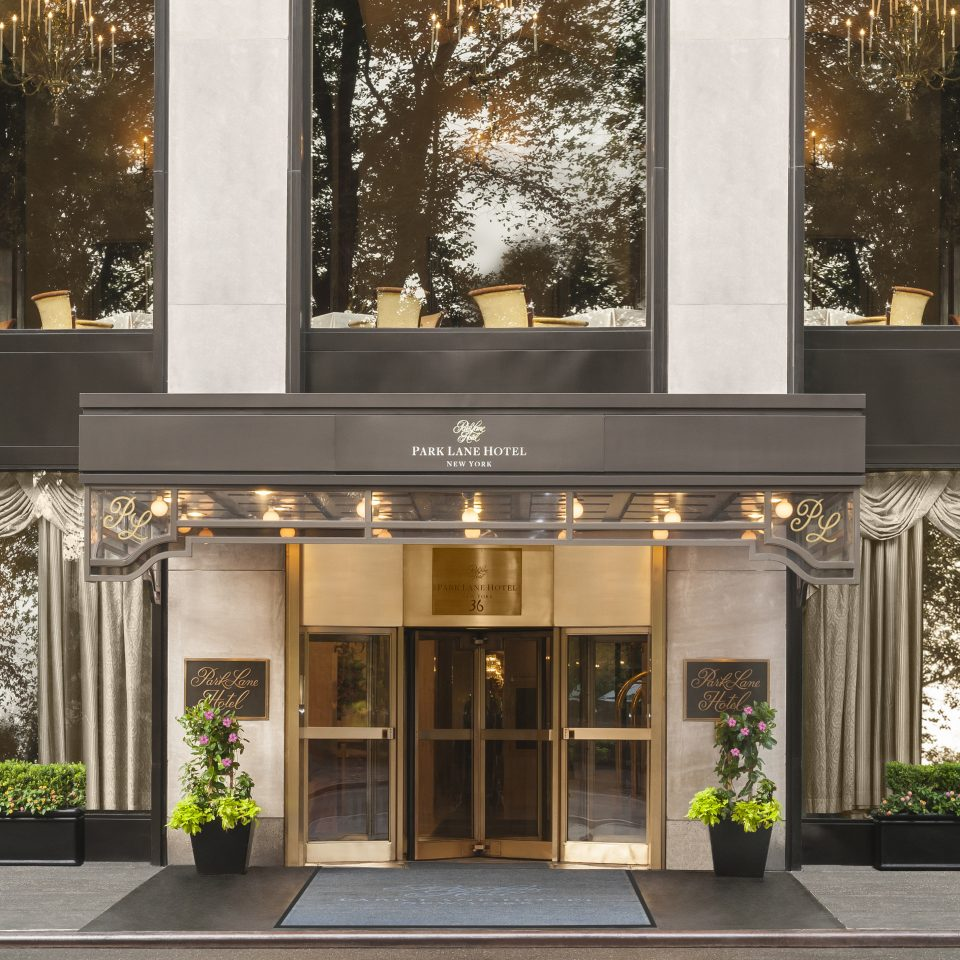Hotel Design Ny Park Lane Hotel New York City Ny Jetsetter
