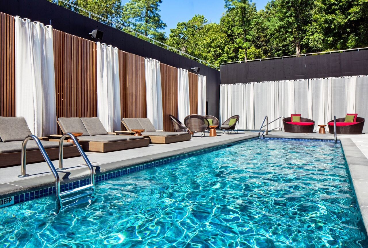 Romantic Pool Ideas 8 Most Romantic Weekend Getaways From Nyc Jetsetter