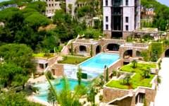 starwood luxury hotel beirut lebanon