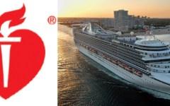 princess cruise heart association
