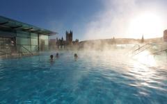 Bath Thermae Spa England