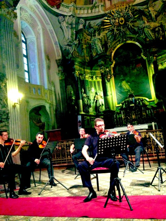 Budapest chamber orchestra