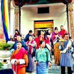 Buddhist chants for the rinpoche (reincarnated lama)