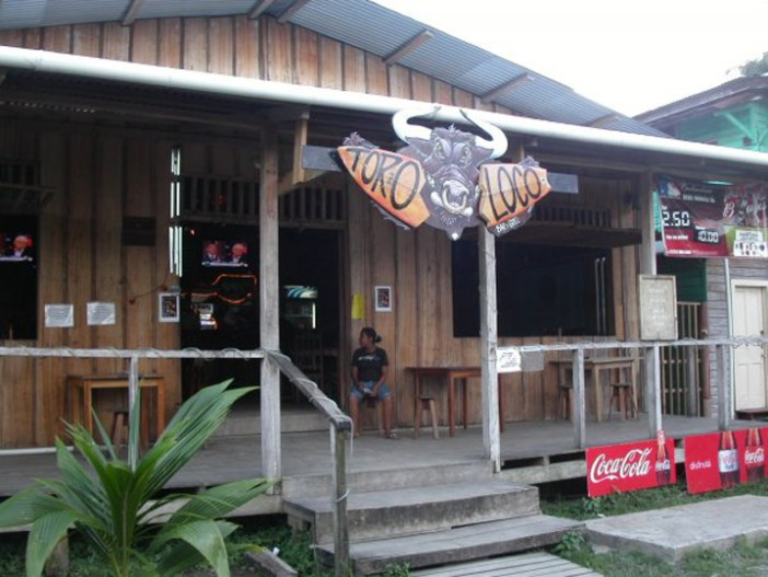 Drink Panama bocas del toro bar