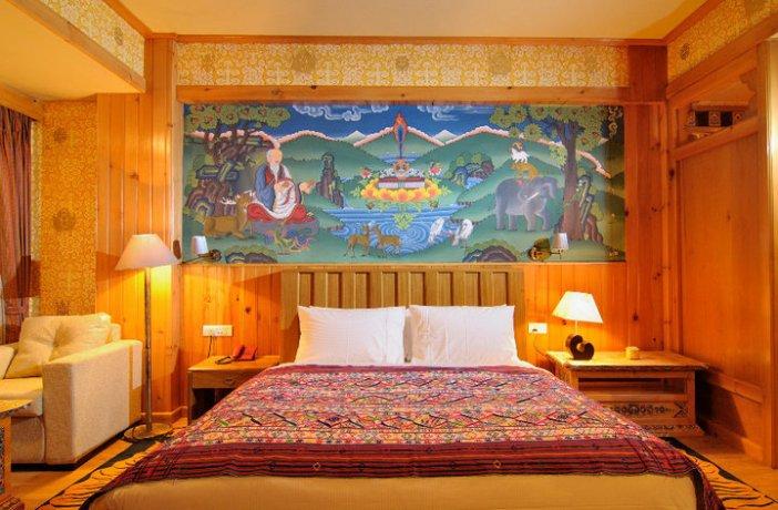 namgay heritage hotel thimphu bhutan