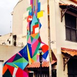Panama City's Casco Viejo is plastered with beautiful street art