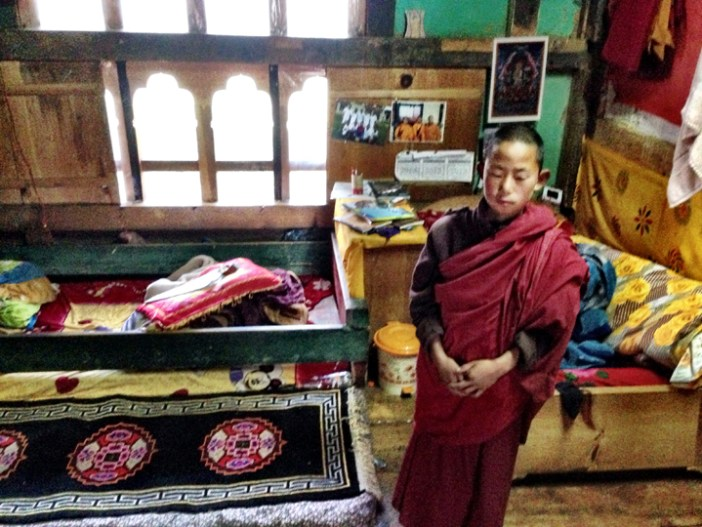 wandue phodrang dzong bhutan