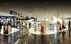 duty free airport