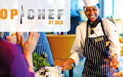 Top Chef at sea cruise