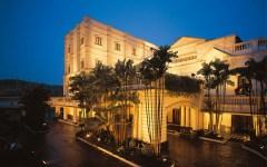 Kolkata India Oberoi Grand Hotel