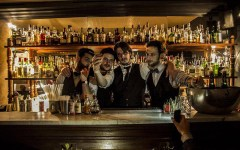 Paris bars Prescription Cocktail Club