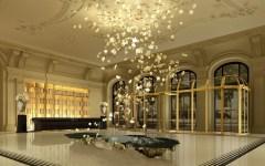 Lobby - The Peninsula Paris