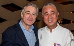 Robert DeNiro Chef Nobu