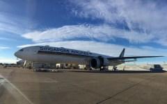 Facebook Singapore Airlines