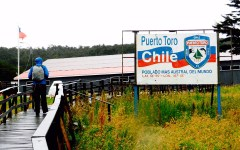 12 Proof that you're at the end of the world Puerto Toro Chile
