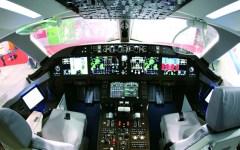 Comac C919 cockpit