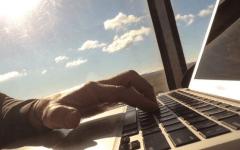Amtrak writer's residency