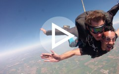 Jerry skydive play button