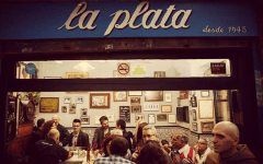 La Plata bar Barcelona Spain