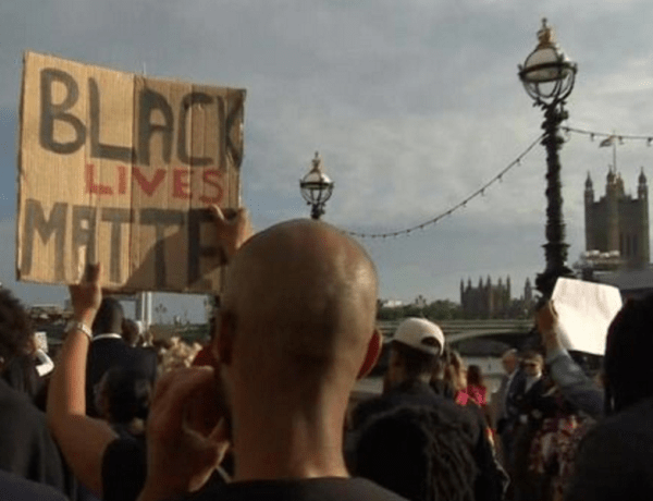 #BlackLivesMatter London