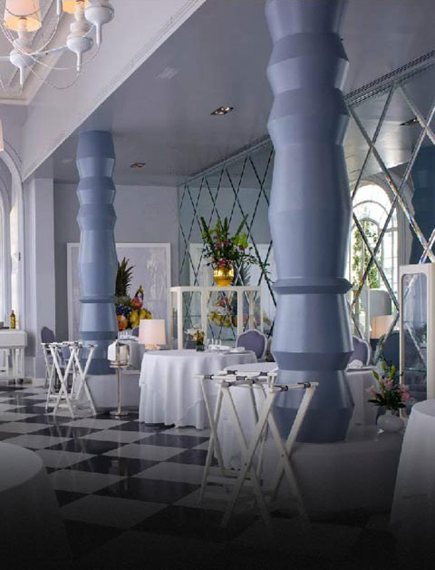 Eat 5 swanky restaurants to dine in madrid jetset times - Casino madrid alcala 15 ...
