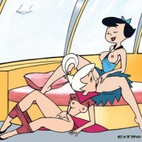 Now Judy Jetson knows that women like their pussy being licked - no matter from what age they are!