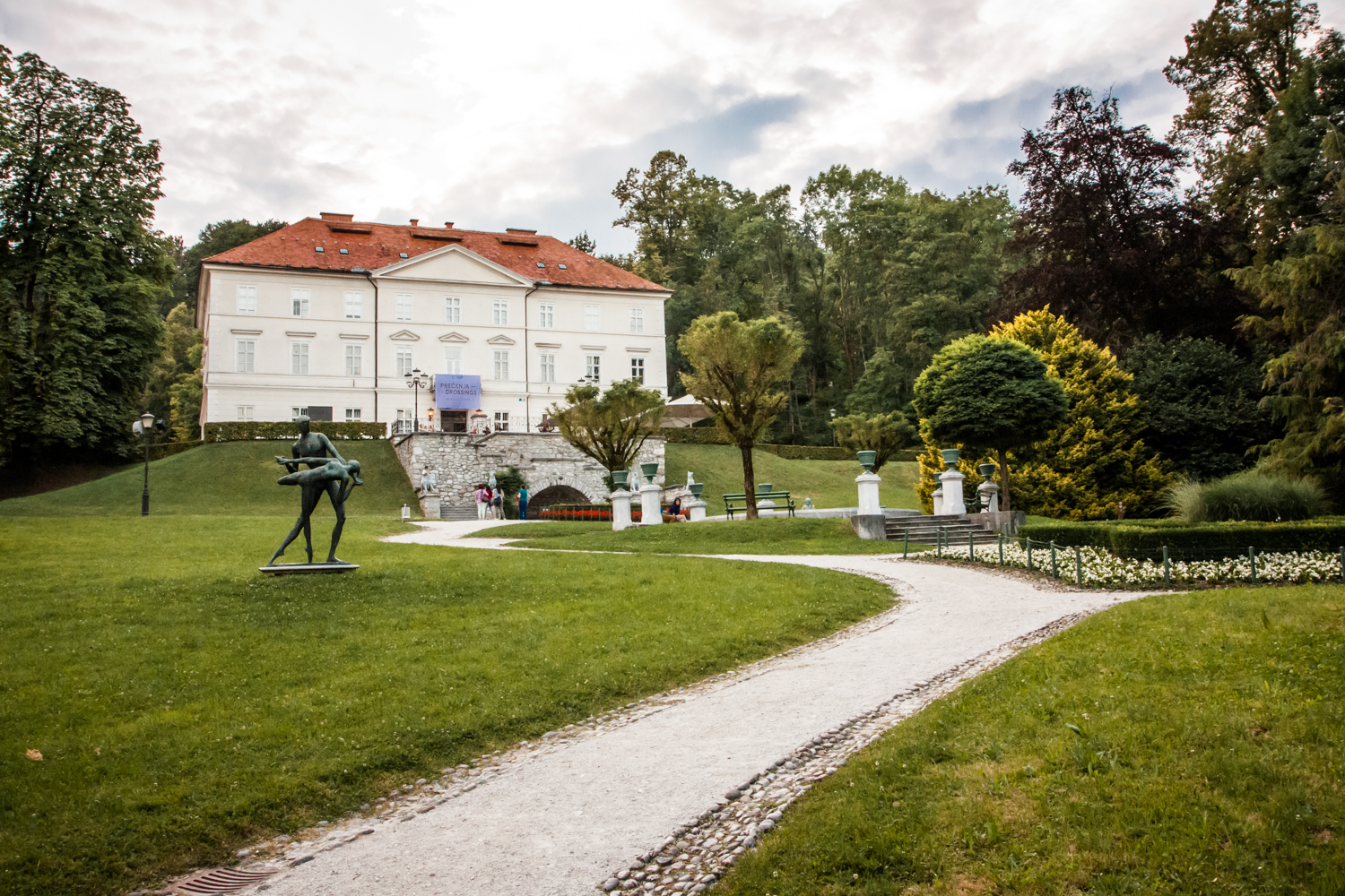 Tivoli Park Restaurants City Guide Ljubljana Slovenia Jetting Around