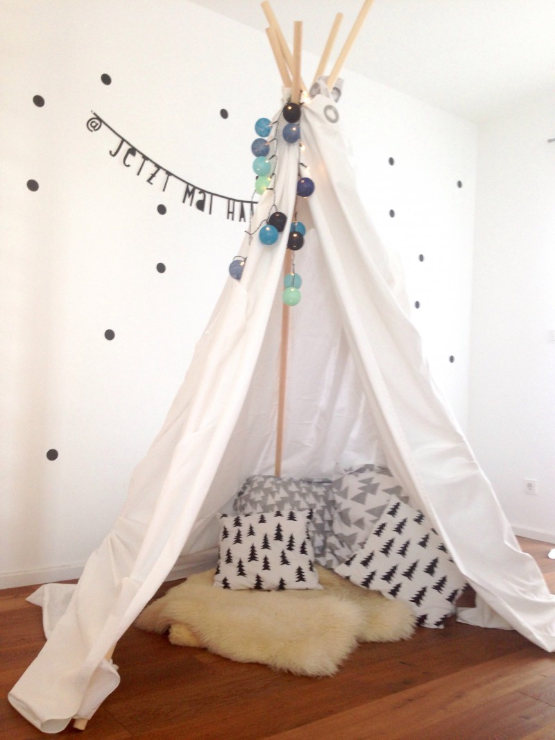 diy tipi jetztmalhalblang blog. Black Bedroom Furniture Sets. Home Design Ideas