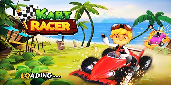Kart Racer 3D Triche Astuce Pirater