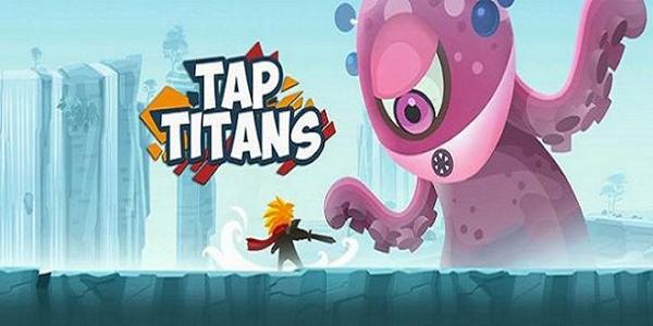 Tap Titans Triche Astuce Pièces,Diamants Illimite