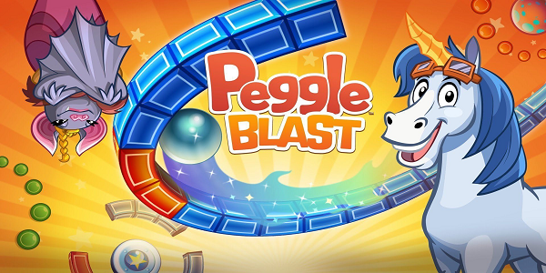 Peggle Blast Triche Astuce Extra Green Pegs,Ring of Fire