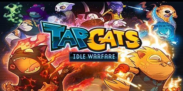 Tap Cats Idle Warfare Triche Astuce Diamants,Prestige,Media