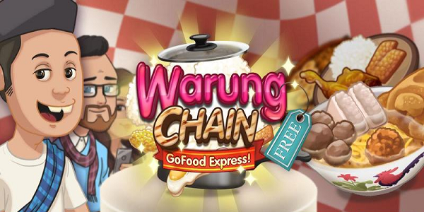 Warung Chain Go Food Express Triche Astuce Or,Pièces