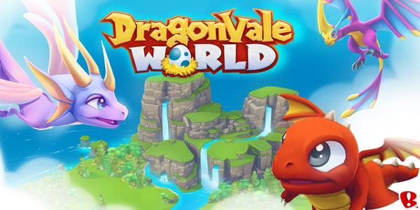 DragonVale World Astuce Triche Gemmes et DracoRonds