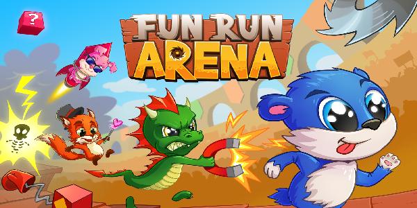 Fun Run Arena Triche Astuce Gemmes et Pièces Illimite