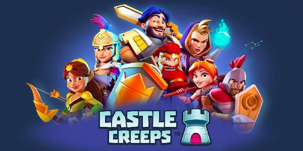 Castle Creeps Triche Astuce Illimite Gemmes et Pièces