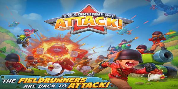 Fieldrunners Attack Triche Astuce Gemmes et Or
