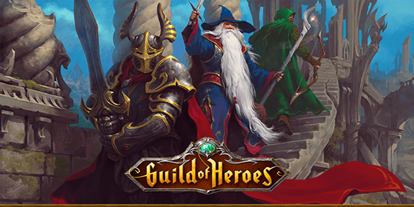 Guild of Heroes Astuce Triche En Ligne Diamants et Or Illimite