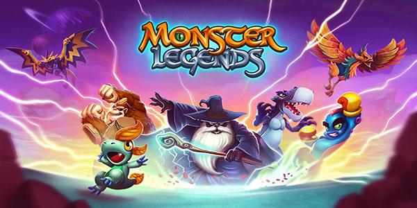 Monster Legends AstuceTriche Gemmes et OrIllimite
