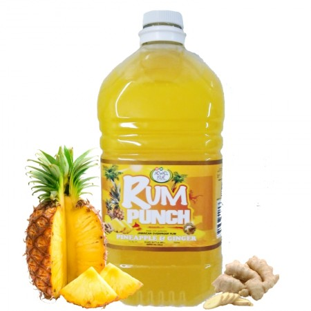 Jewel Isle Pineapple & Ginger Rum Punch - 5 Litre