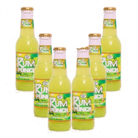 Lemon & Lime Rum Punch - 6 pack