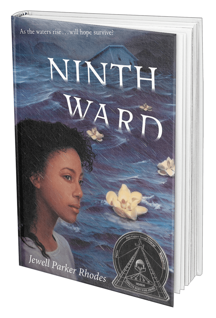 Novel Books Love Ninth Ward Children 39;s Fiction By Jewell Parker Rhodes