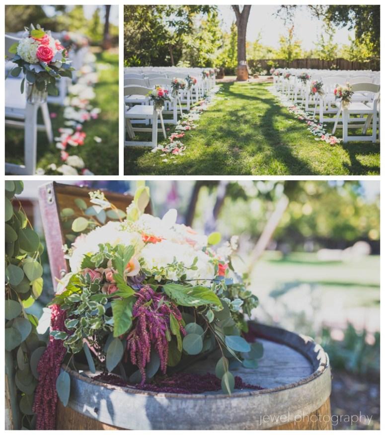 Loomis Flower Farm Inn Wedding – Jewel Photography