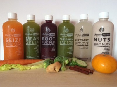 A guide to a 4 days juice cleanse with Lifestyle Juicery ...