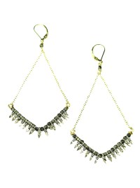Sabre Statement Earrings - Bloom Jewelry