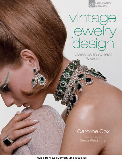 cover of Vintage Jewelry Design