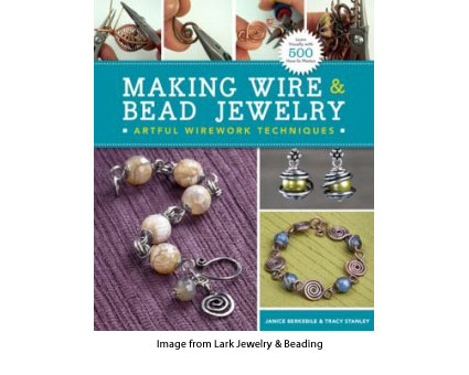 cover art for Making Wire & Bead Jewelry