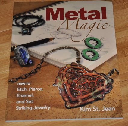 cover art of Metal Magic