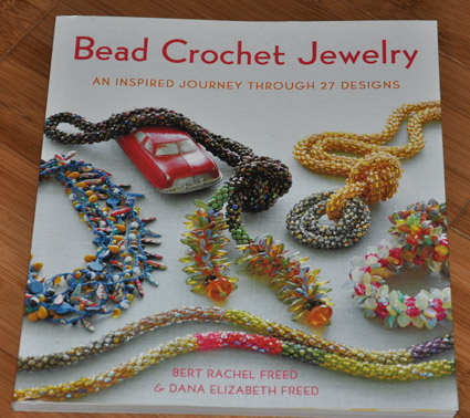 cover of Bead Crochet Jewelry